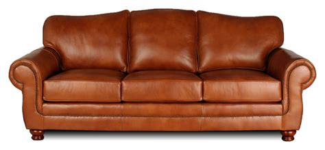 Leather Creations Sofa Traditional Camel Brown Leather Sofa Leather Creations
