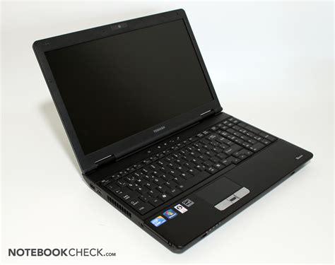 review toshiba tecra a11 125 notebook notebookcheck net reviews