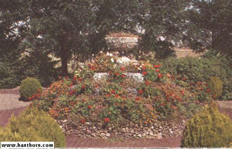 Peterson Rock Garden Peterson Rock Gardens Redmond Oregon 1956