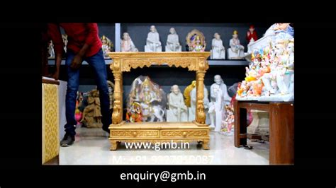 interior design for mandir in home folding wooden temple wooden mandir wooden mandapam for