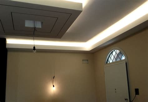 controsoffitti illuminazione led led controsoffitto rv14 pineglen