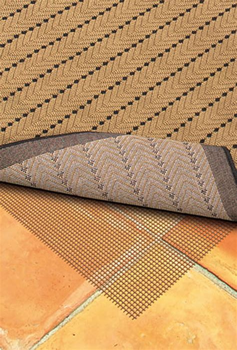 Outdoor Rug Pads Outdoor Rug Pad By Sphinx Weavers 0007c Rug Pads Rugs Free Shipping At