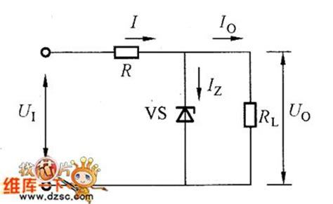 simple voltage regulator with zener diode basic voltage regulator composed of zener diode circuit diagram world