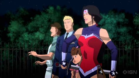 full movie justice league war justice league war trailer debut youtube