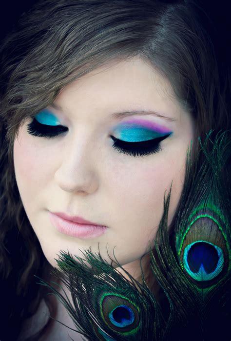 peacock makeup designs trends ideas design trends