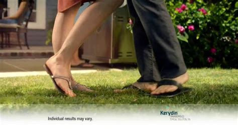 kerydin commercial actress kerydin tv commercial toe tucker ispot tv