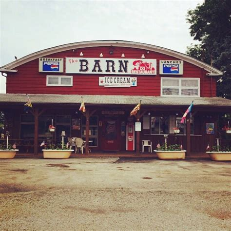 Directions To The Barn Restaurant The Barn Restaurant Breakfast Brunch Piffard Ny