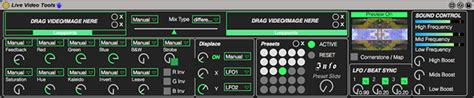 tutorial elektro drum dubspot tutorial quot live video tools quot sound responsive