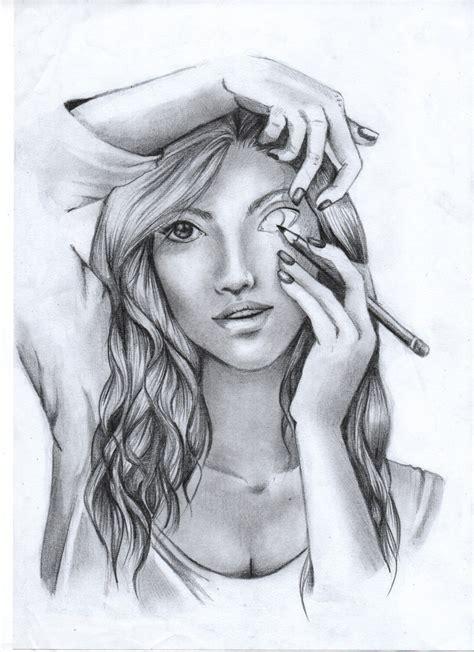Th Sleep Dress Cat drawing herself 2 by mandorlamara on deviantart