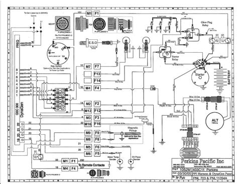 perkins alternator wiring perkins free engine image for