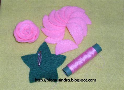 cara membuat daun bunga dari kain flanel cara membuat mawar dari kain flanel cakrawala susindra