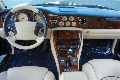 2009 bentley arnage interior 2001 bentley arnage label 4 door sedan 162964