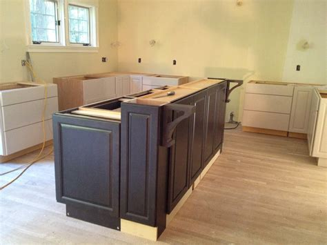 Permalink to Kitchen Island Cabinets