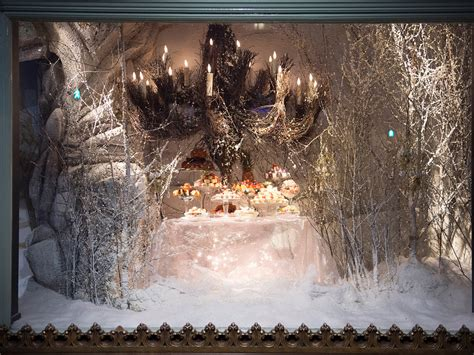christmas window displays from around the world