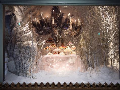 snow displays window displays from around the world
