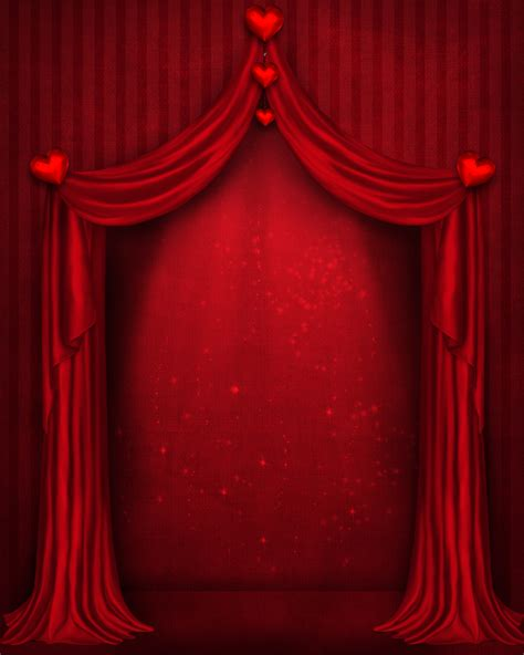 red draperies red curtains 187 style 187 oldtimewallpapers com antique