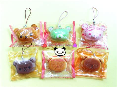 Special Smily Cloud Squishy rilakkuma special set squishy on storenvy