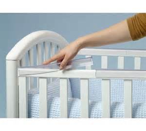 prince lionheart adjustable crib rail protector teether