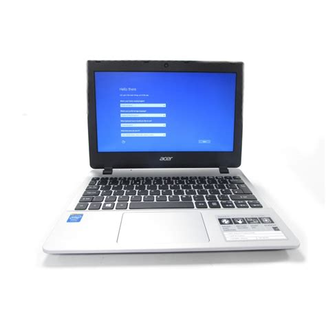 Laptop Acer Aspire E11 Terbaru acer aspire e11 e3 112 intel n2840 2 16ghz 4gb 500gb win 10 11 6 quot laptop refurbished laptops
