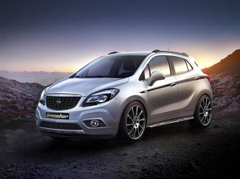 opel mokka opel mokka tuning program by irmscher autoevolution