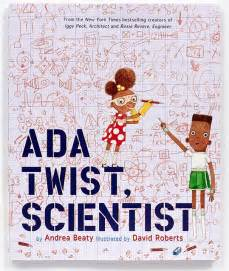 ada twist scientist named fastest selling picture book of 2016 galleycat