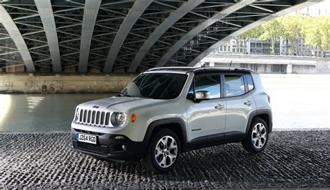 Jeep Europe Jeep Renegade Pricing Starts At 18 507 In Europe 163 16 995