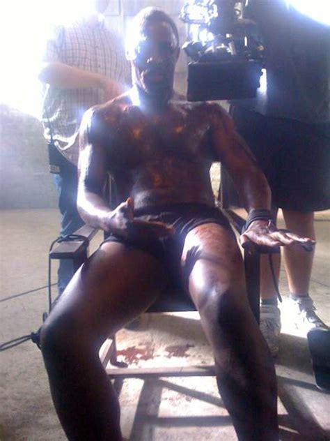 Idris Elba Shower by My New Plaid Pants Good Morning Idris