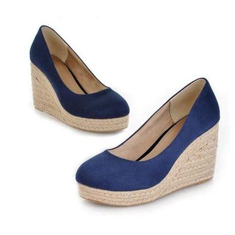 Sandal Sepatu Boots Sneaker Wedges Keren platform wedge shoes fashion trends