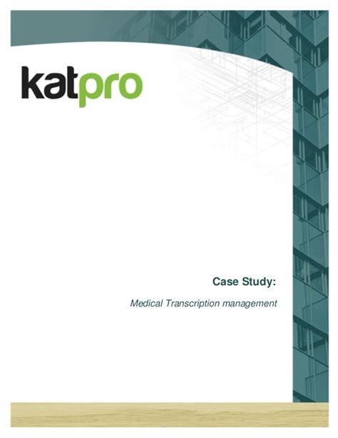 Transcription Manager by Transcription Management