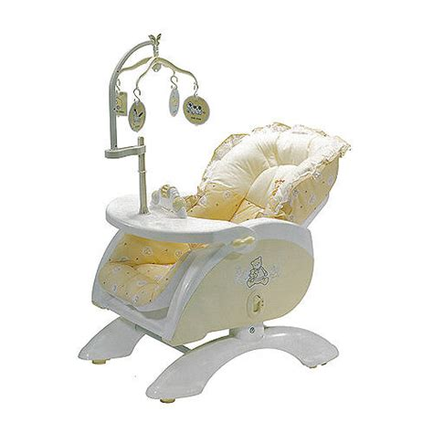 baby swing cradle bed robot baby sitter swing cradle bed kprime corporation
