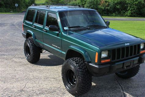 2000 Jeep Sport 2000 Jeep Sport Xj 72k Low For Sale