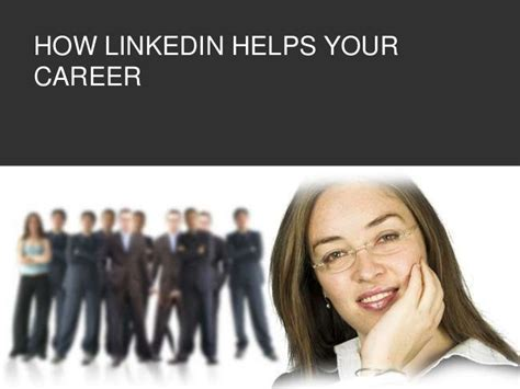 how linkedin helps your career