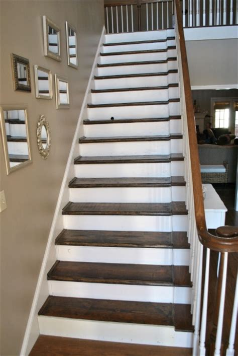 1000  images about Redoing the Stairs on Pinterest
