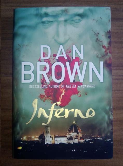 Novel Inferno Dan Brown book review inferno by dan brown