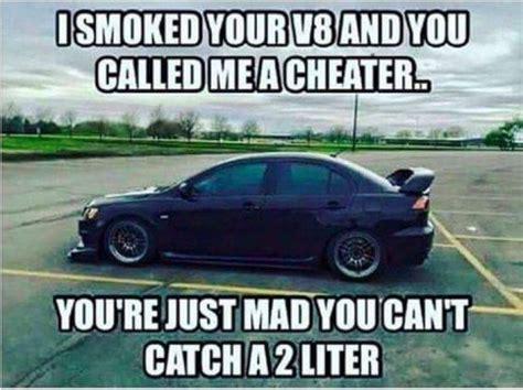 Lancer Memes - adrian deliyski on car throttle