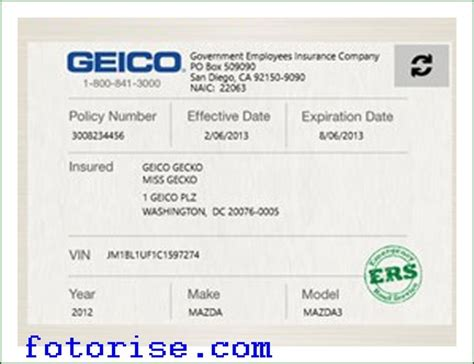 cards template and moz geico policy number format tulum smsender co