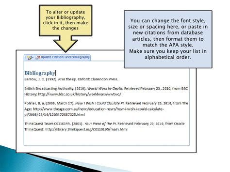 how to format an abstract page in apa style ms word 2010 windows