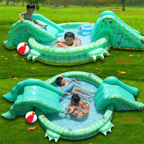 crocodile sport ori new arrival new arrival multifunctional child swimming pool