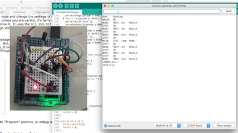 arduino code debug debugging an arduino with an arduino hackaday