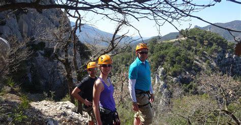 mediterrane wandlen klimmen in de provence villa ventoux