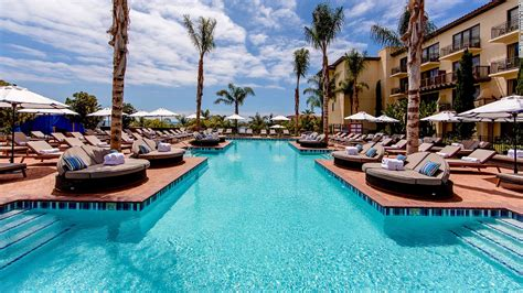 Which Hotel Has The Best Pool In Palm Springs Ca - 6 spectacular los angeles hotel pools cnn