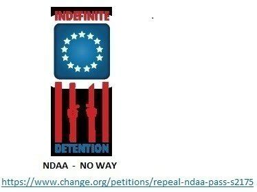 ndaa act section 1021 petition 183 repeal ndaa pass s2175 183 change org
