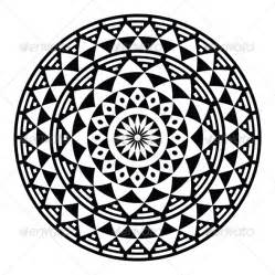 aztec patterns colouring pages