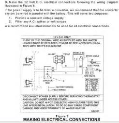 rv net open roads forum suburban water heater sw6d sparks but does not light