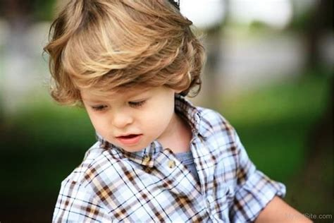 modern haircuts for infants cute baby boy with new hairstyle