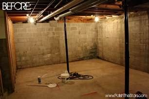 Open basement ceiling ideas
