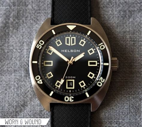 helson spear diver review worn wound
