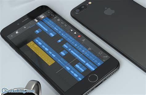 garageband ipad how to create ringtone in garageband on iphone and ipad