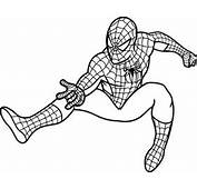 Spiderman Coloring Pages  Koloringpages