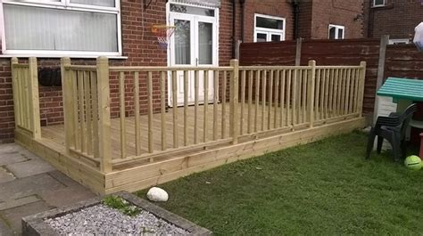 Wooden Decking   Portwood Timber Stockport